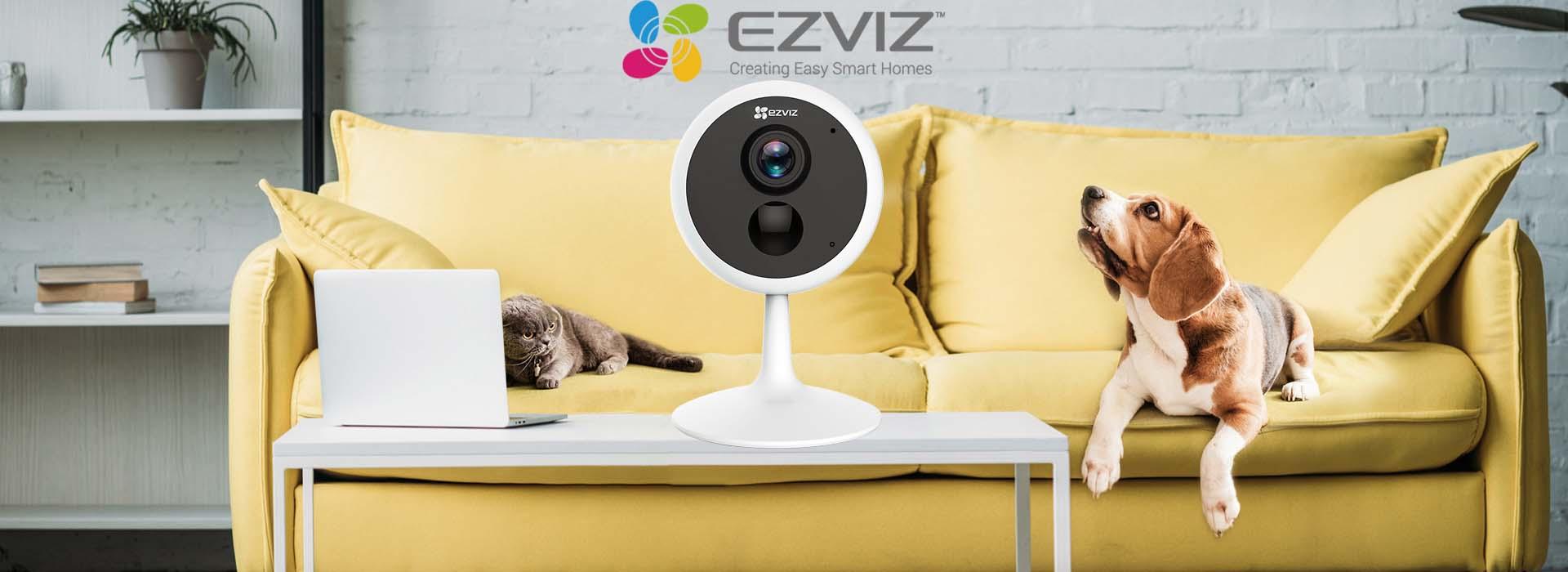 Системы видеонаблюдения EZVIZ